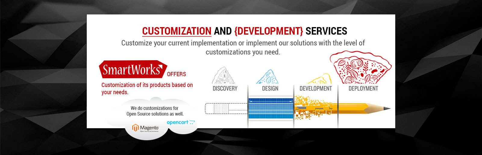 Customization and Development Services
