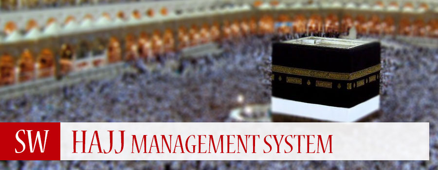 Hajj Management Systems