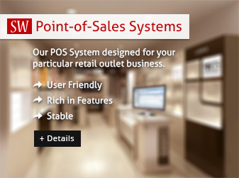 Point of sales system, smartworks systems karachi, pakistan