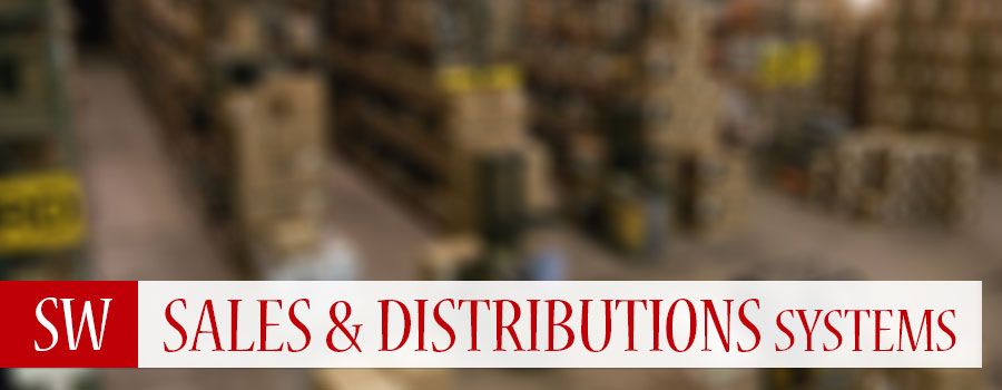 sales and distribution management system by smartworks, karachi pakistan